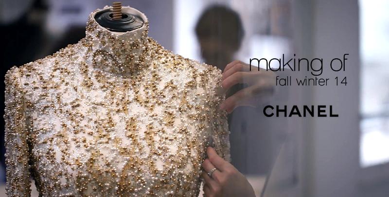 Chanel fw14 Haute couture