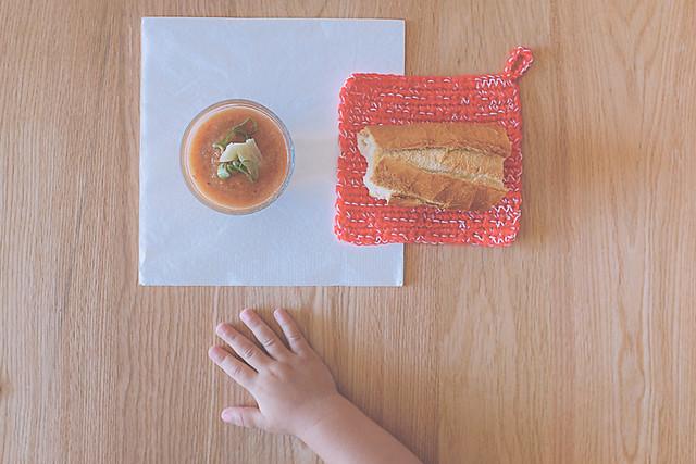 recette gaspacho morganours planB