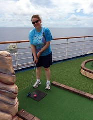 lawn game, play, sports, recreation, outdoor recreation, leisure, golf, miniature golf,