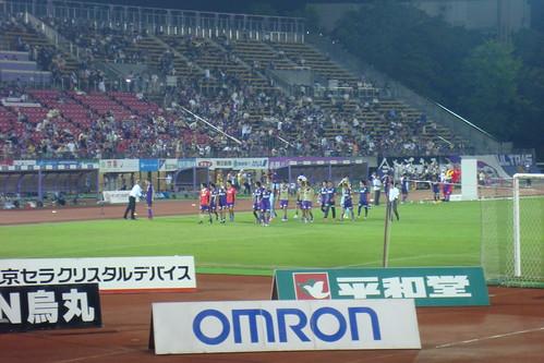 2014/07 J2第23節 京都vs福岡 #12