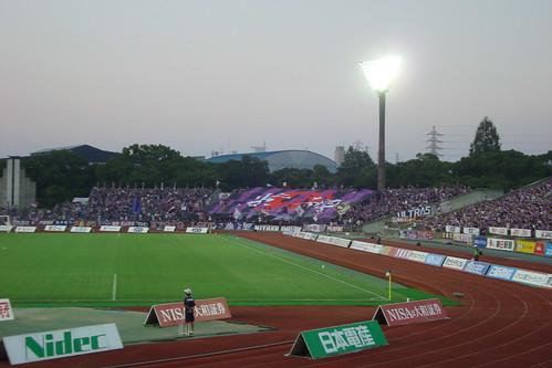 2014/07 J2第23節 京都vs福岡 #06