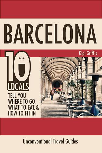 Barcelona book cover