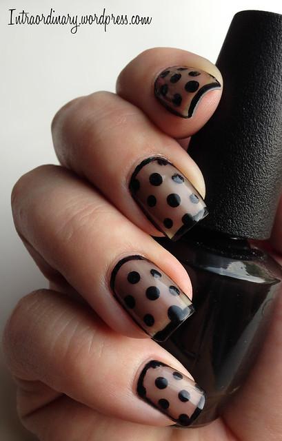 Sheer Nails