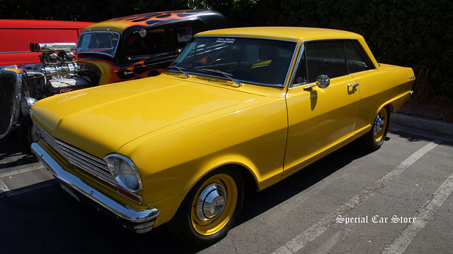 Made In America Chevy Ii Classic Car Parts