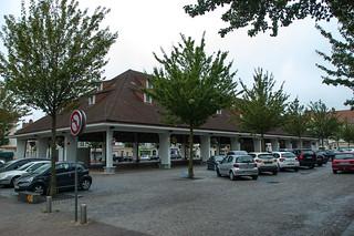 Visite de Vitry le François - Les Halles