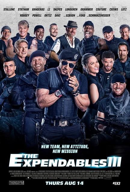 Phim Biệt Đội Đánh Thuê 3 - The Expendables 3