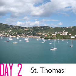 Adventure Day 2 St. Thomas