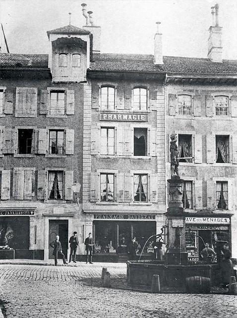 Vevey's Pharmacie Centrale