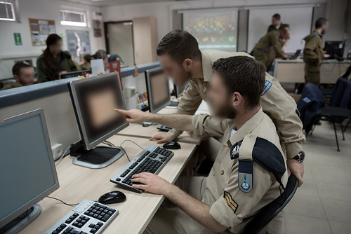 IDF Cyber Cadets in Pokemon-Inspired Exercise