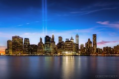 Manhattan Skyline - New York (US)