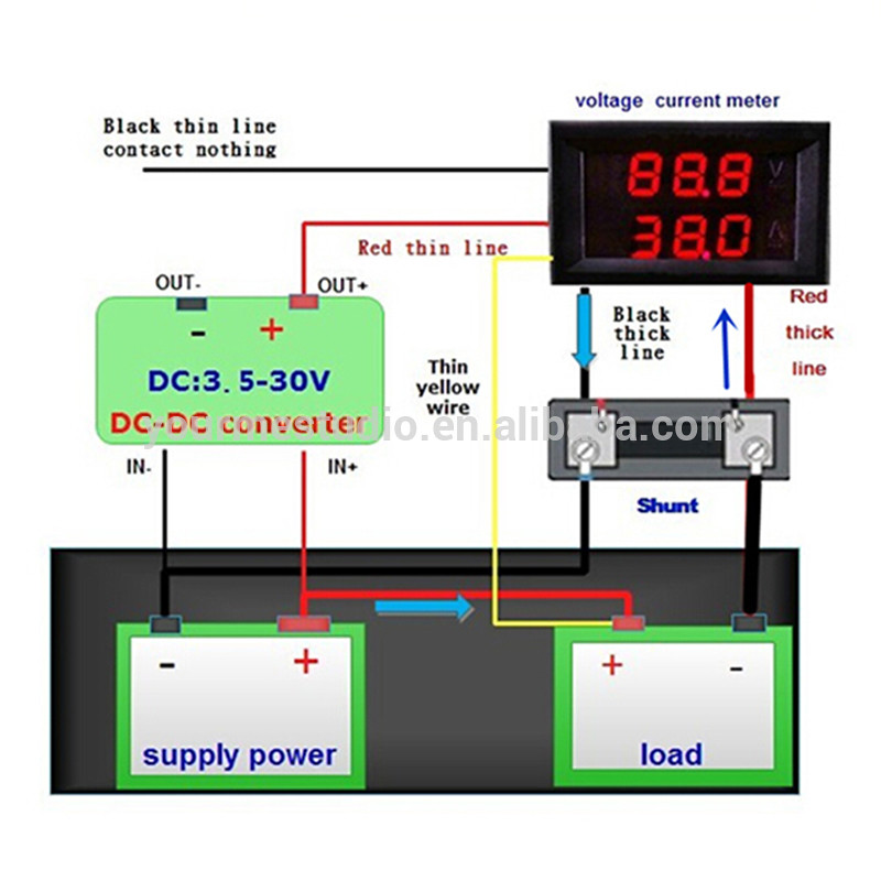 Wiring Volt Ammeter | Electronic Schematics collections on color filters diagram, bug diagram, color sensor diagram, color wiring code, color body diagram,