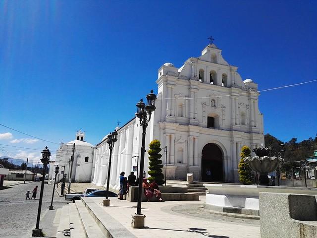 San Cristobal Church, Totonicapán, Guatemala