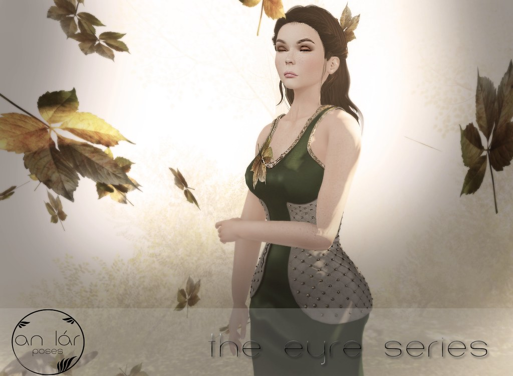 an lár [poses] The Eyre Series - SecondLifeHub.com