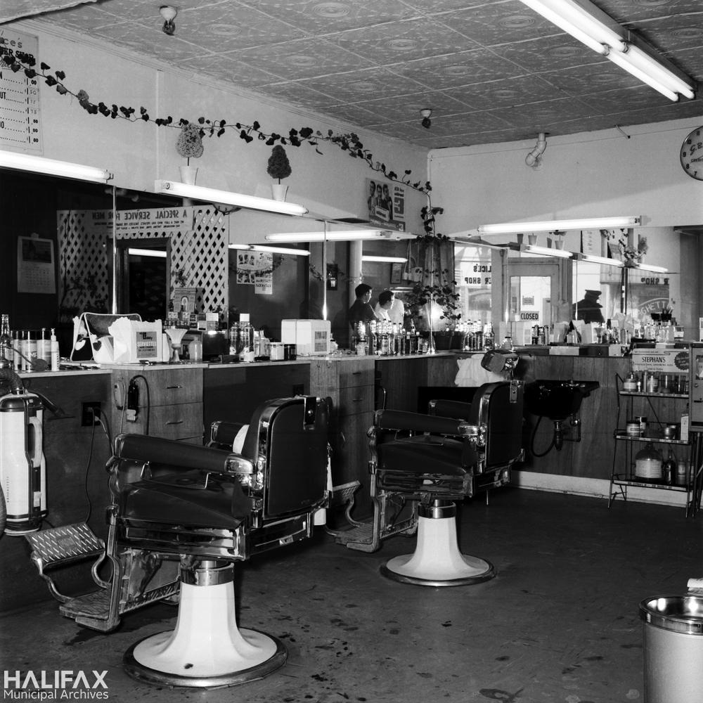 1892 Barrington St., Felice's Barber Shop