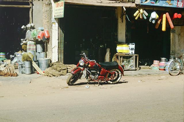 Vietnam 1967-68 - Photo by Michael P. McCabe - Đường Gia Long, TP Qui Nhơn