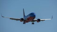 Southwest Boeing 737-7H4(WL) N615SW