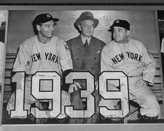 1939 Yankees Photograph, Yankee Stadium, The Bronx, New York City