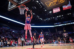 The @harlemglobetrotters slamming it down at the Nassau Coliseum!    #harlemglobetrotters #nassaucoliseum #nycblive #basketball #sportsphotography #sports #harlemglobetrotters #entertainment #slamdunk #longisland #instagram #event #picturethisproductionno