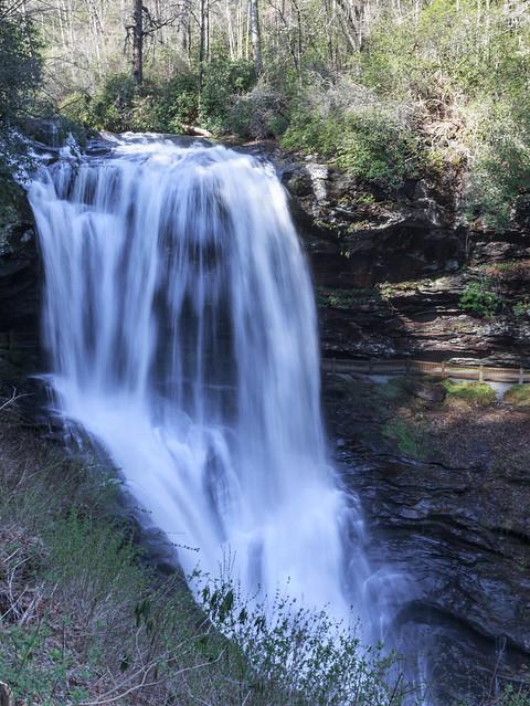 Dry Falls. Highlands, NC