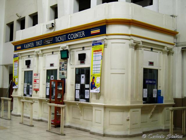 Tanjong Pagar Railway Station 06