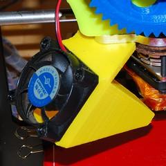Prusa i3 Print Cooler