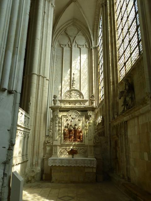 132 Abbaye de la Trinité de Fécamp