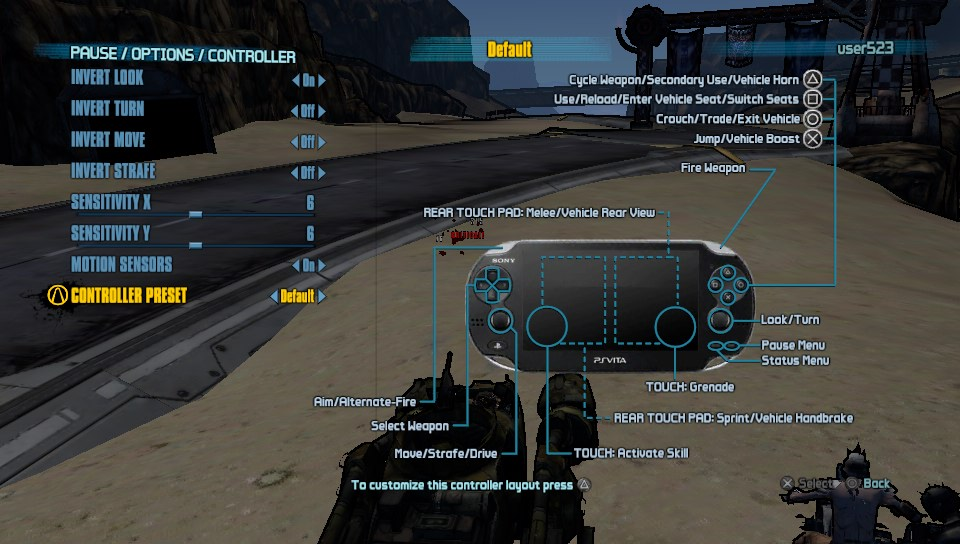 Hands-on with Borderlands 2 on PS Vita - PlayStation Blog Europe