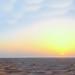 Sunset, Al Badayer Desert, Dubai by Tatyana Kildisheva