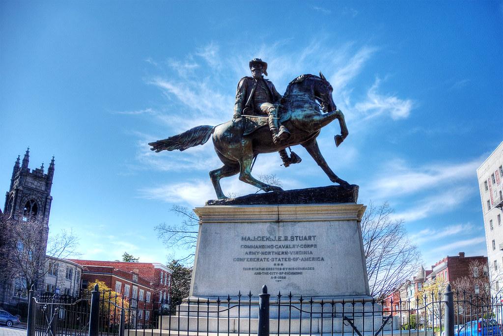 Major General Stuart - Richmond VA.