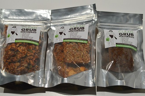 Clean Grub products