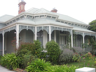 A Late Victorian Weatherboard Mansion - Ballarat