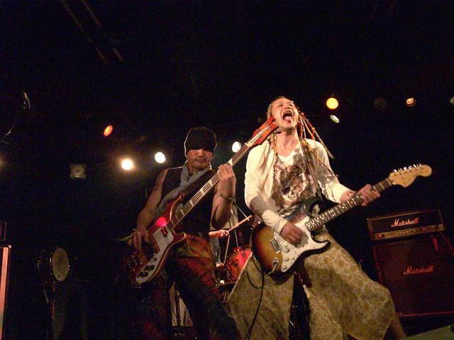 SPUTNIK KOMBINAT live at Adm, Tokyo, 18 Apr 2014. 089
