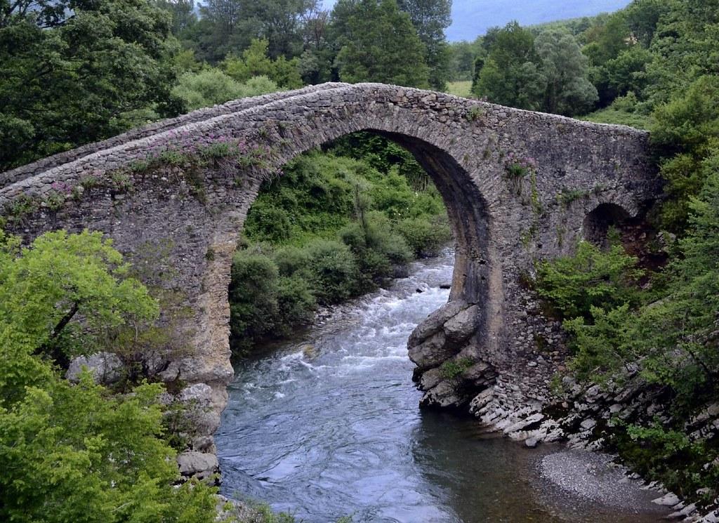Troina Italy  city images : Troina Ponte Failla, antico ponte di origine romana by Luigi Strano ...