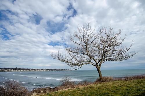 Rhode Island paisagem EUA