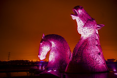 Scotlandstallest sculptures at over 30m high....
