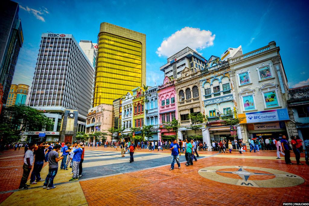 Old Market Square | Kuala Lumpur