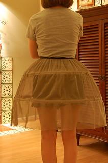 Robe de Style Hoop 12