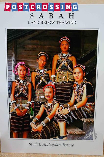 Sabah - Rungus People V1