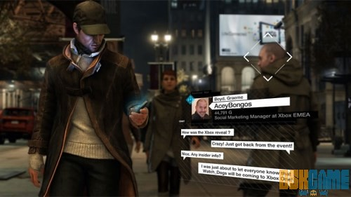Watch Dogs - Online Hacking Contracts