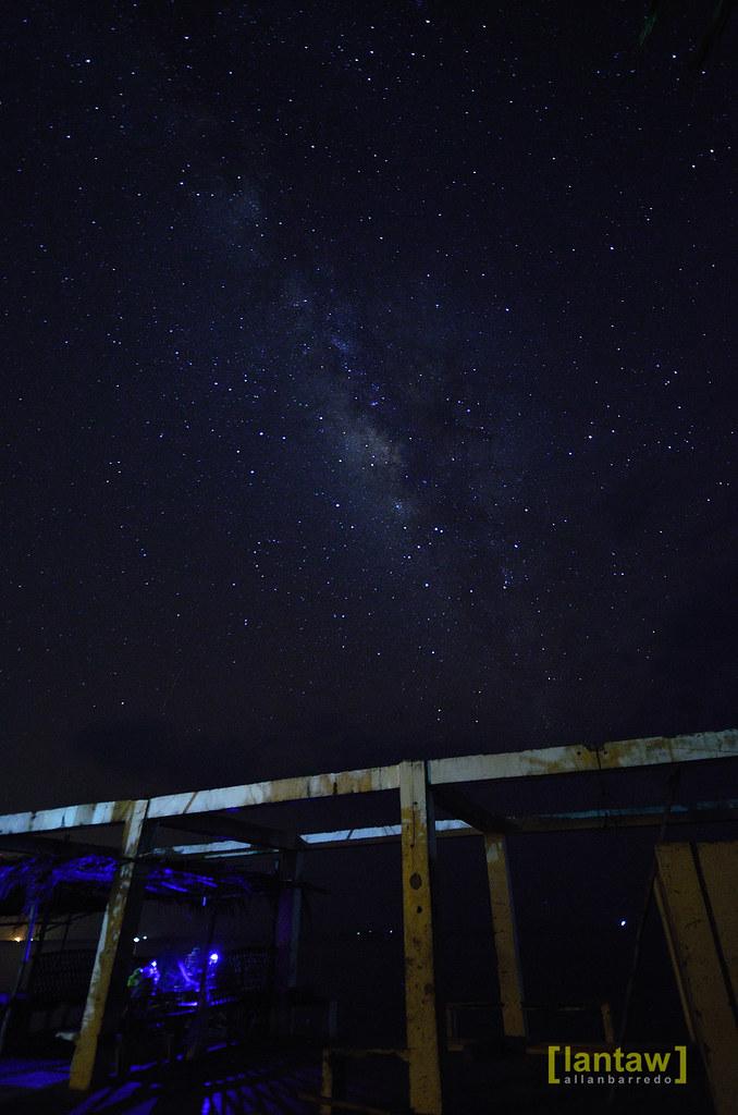 Stars above Tambobong