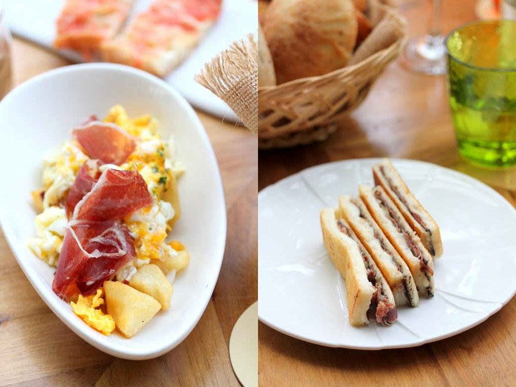 加泰罗尼亚早午餐