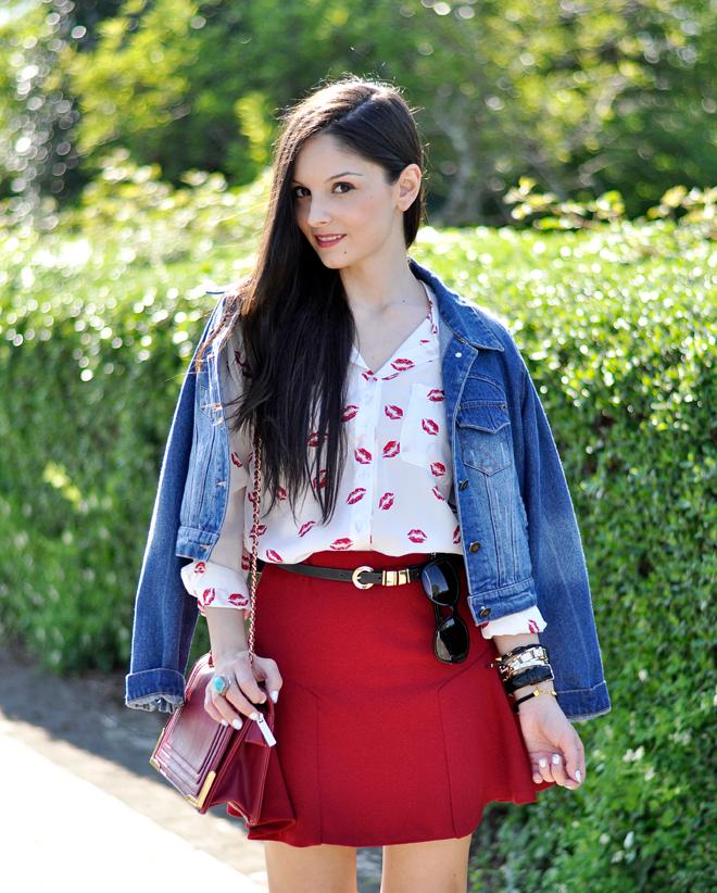 Red Skirt_03