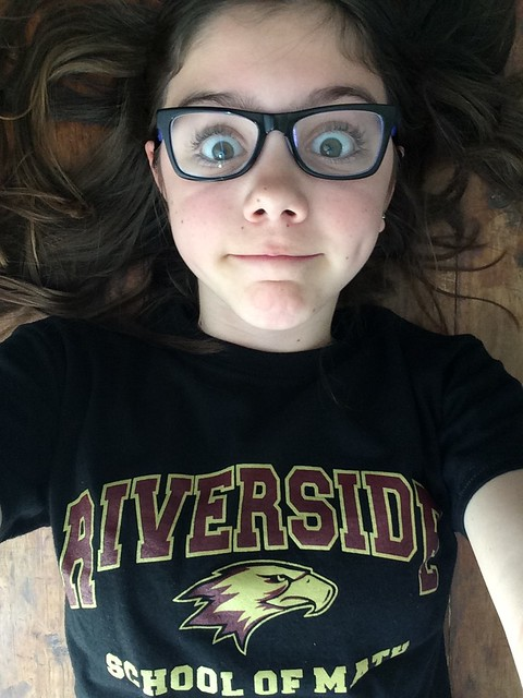 Elena selfie