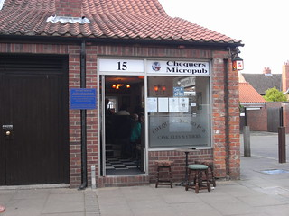 The Chequers micropub