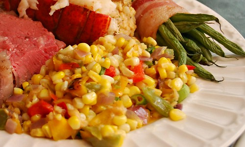 creamy summer corn