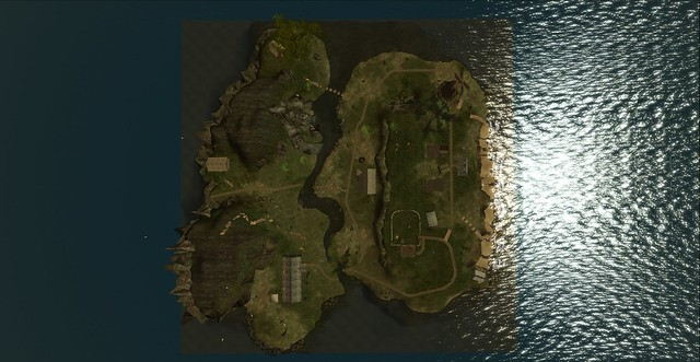 Frisland: A Bird's Eye View