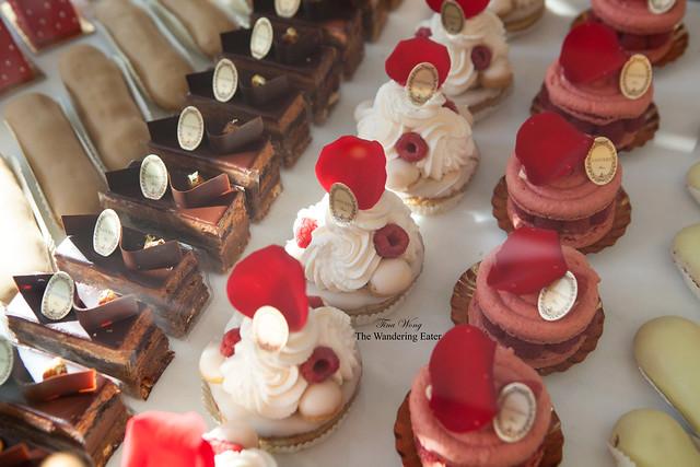 Ladurée pastries