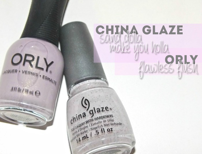 orly and china glaze swatch party