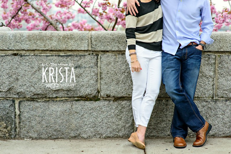 Engagement Portrait Session in Boston's North End