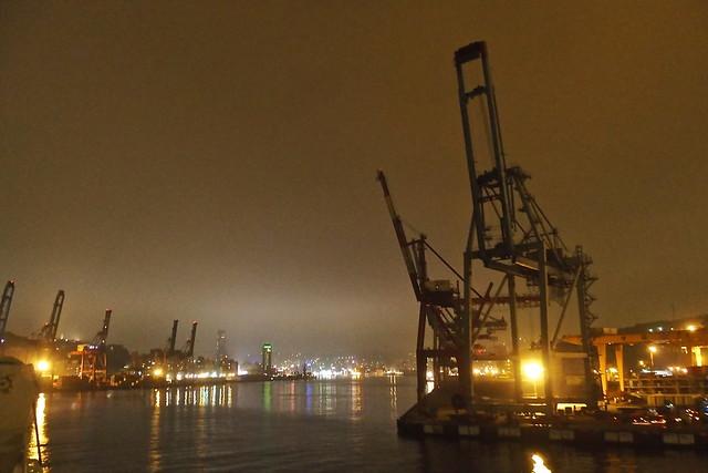 基隆港 Keelung port, Taiwan